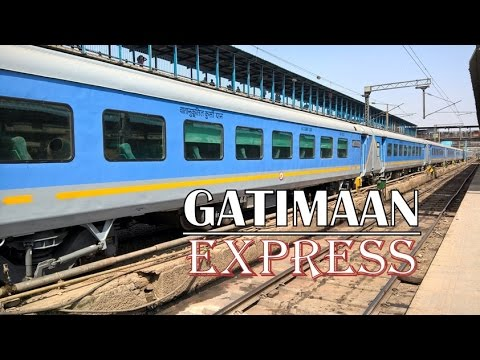 India's fastest train Gatimaan Express has run late 3 out of every 10 trips