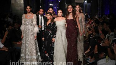 Lakme Fashion Week:Shraddha, Preity, Kalki, Esha rock the stage on Day 3