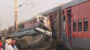 'Kaifiyat Express' derails in Uttar Pradesh's Auraiya district, over 70 injured
