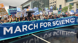 India's scientists are marching against pseudoscience, religious intolerance, and paltry funding