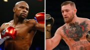 Floyd Mayweather and Conor McGregor will fight in smaller gloves