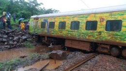 Western Railway services delayed after Mumbai-Nagpur train derails near Asangaon