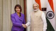 PM Modi, Swiss president hold talks on bilateral, global issues, regional