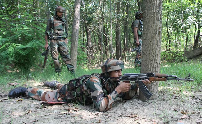 J&K: Three Terrorists Gunned Down By Security Forces in Encounter in Pulwama's Tral