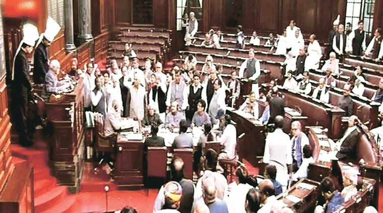 BJP : For the first time ever, BJP has more MPs in Rajya Sabha than Congress