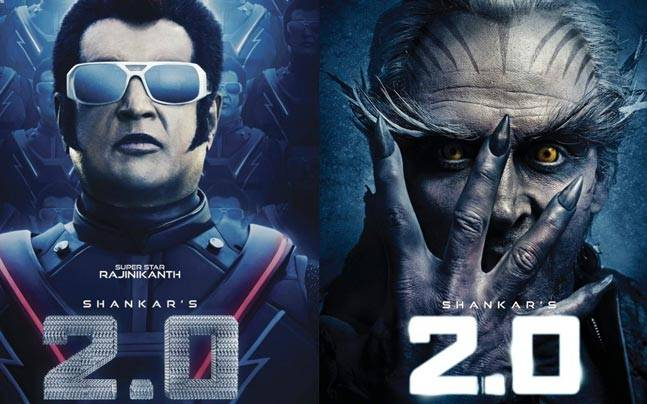 Rajinikanth-Akshay Kumar's 2.0 makes 'historic