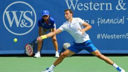 Cincinnati Open:Griogor Dimitrov sets up last-16 clash with Juan Del Potro
