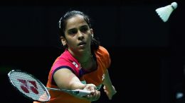 Live score, world badminton championships: Early lead for Saina Nehwal vs Jaquet