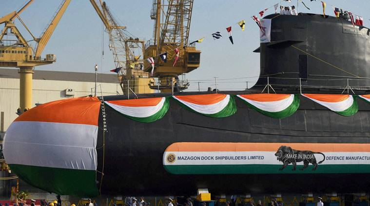 India navy is preparing to take delivery of one of the world's stealthies