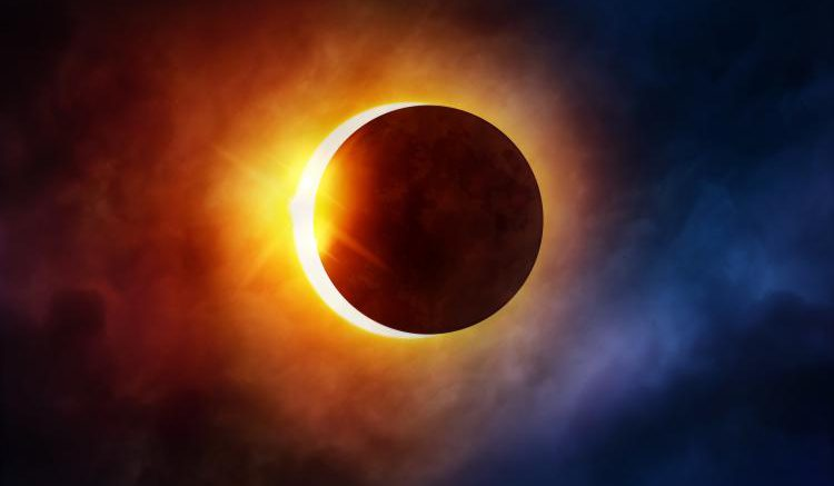 US in rare bull's-eye for total solar eclipse on Aug. 21