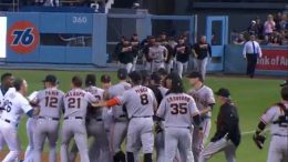 4. Giants bullpen hits bottom against A's in meeting of last-place teams