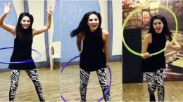 Sunny Leone is having fun at the rehearsals of Bhoomi's dance, see videos