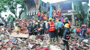 3 dead, 9 injured in Mumbai building collapse, 40 feared trapped