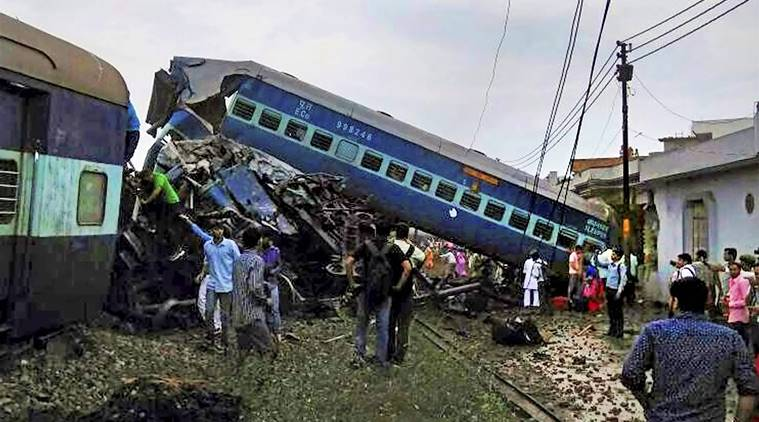 Utkal Express derailment: Govt acts against senior railway officials
