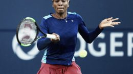 Venus Williams wins : But Kristina Mladenovic, Jelena Ostapenko upset in Rogers Cup