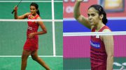 World Badminton: PV Sindhu storms into world semis, Saina Nehwal too joins her