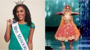 Miss America runner-up wows with Bollywood number at 2018 beauty pageant