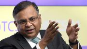 N Chandrasekaran considering winding down debt-ridden Tata Teleservices