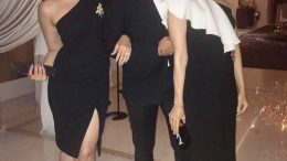 Kareena Kapoor Khan, Karisma Kapoor twin in black at Ambani bash