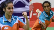 Japan Open: PV Sindhu, Saina Nehwal march into second round with contrasting wins