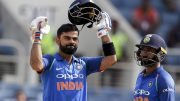 Virat Kohli honoured to equal Ricky Ponting, Sachin Tendulkar