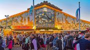 Munich celebrates 184th Oktoberfest