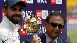 Virat Kohli doesn't agree with Sunil Gavaskar's 'one of the greatest' comment