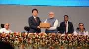 PM Modi and PM Shinzo Abe inaugurates Suzuki's new manufacturing units,investments worth Rs 3,800 crore