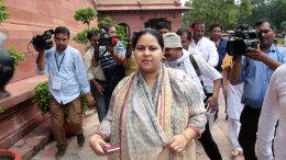ED attaches Delhi farmhouse of Lalu Prasad Yadav's daughter Misa Bharti,money laundering act