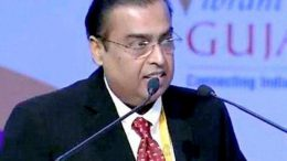 Mukesh Ambani:India will rank among top three economies in 10 years