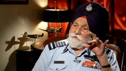 Indian Air Force Arjan Singh