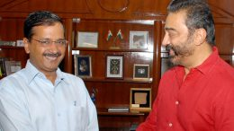 Arvind Kejriwal to meet Kamal Haasan over lunch in Chennai today, meeting to be 'political'