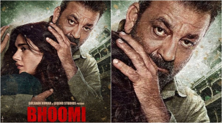 Bhoomi Movie Review:Sanjay Dutt comeback movie,see the trailer
