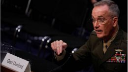 US General Dunford: Robust ties with India must for freedom of navigation