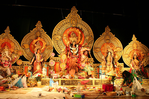 London's Camden Durga Puja: A must-see for Indians in UK