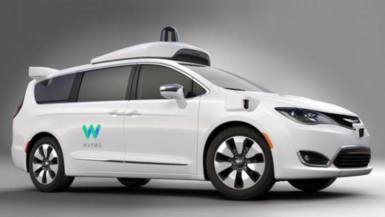 Intel joins Alphabet's unit Waymo on self-driving car technology