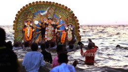 Calcutta HC puts on hold restrictions on Durga idol immersion