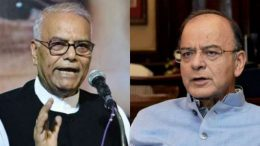 Yashwant Sinha hits back at Arun Jaitley