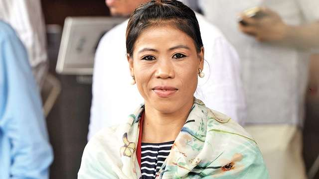 MC Mary Kom to be AIBA representative at IOC athletes' forum