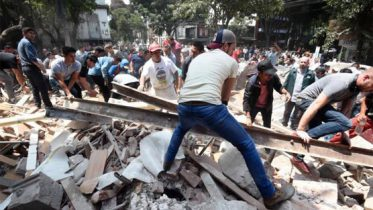 7.1-magnitude earthquake kills more than 140 in Mexico