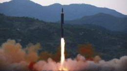 North Korea puts Guam in range with missile launch over Japan