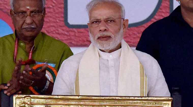Rs 16,320-crore outlay: PM Modi launches power plug-in for last mile