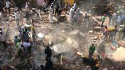 Mumbai building collapse: Death toll rises to 34, enter second day