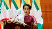 "Myanmar leader: Aung San Suu Kyi denies going ""soft"" on military"