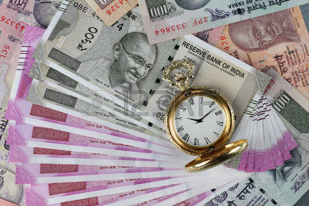 Rupee opens 5 paise higher against US dollar at 63.99