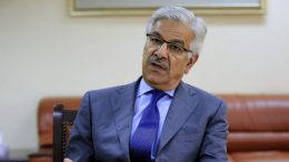 Pakistan Foreign Minister Khawaja Asif says need to rein-in terror groups to avoid embarrassment