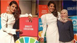 Priyanka Chopra wants to empower, educate and create opportunities for girls