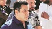 A plea against Salman Khan in Arms Act case rejected