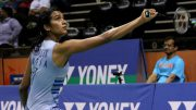 Korean Super Series : PV Sindhu continues stunning run