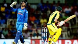 India vs Australia Stats: MS Dhoni has, India win first time against Australia at Chepauk